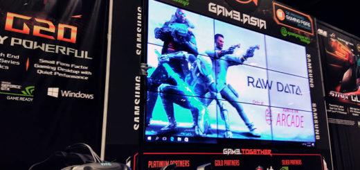 raw data arcade